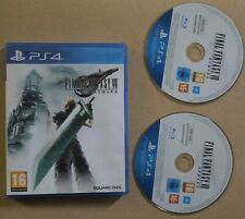 Final Fantasy VII Remake PS4 PlayStation 4 game