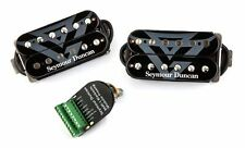 Seymour Duncan Gus G Fire Blackouts System - Passive Humbucker set w/ preamp
