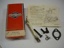 NOS  OEM 298082 Carburetor Bracket Kit Briggs & Stratton