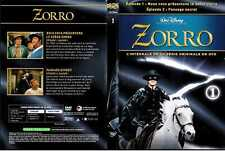 DVD Zorro 1 | Disney | Serie TV | Lemaus