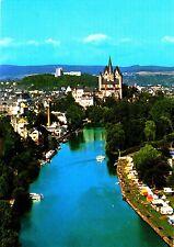 Limburg an der Lahn , Teilansicht mit Dom , Ansichtskarte, ungelaufen