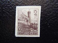 ESTONIE (occupation allemande) - timbre y&t n° 4 neuf (tout etat) (COL3) (E)