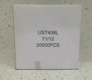 20,000 Staples 71/12 Industrial Upholstery Great Quality Cheapest UST408L