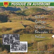 CD Musique en Auvergne / Canterel et les Auvergnats