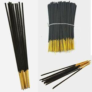Incense Sticks 100 [Bundle] Hand Dipped Premium Quality Charcoal Bulk Sale New