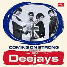 The Deejays - Coming On Strong: The Best Of The Deejays (NEW CD)