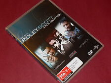 RIDLEY SCOTT COLLECTION: ROBIN HOOD, GLADIATOR, AMERICAN GANGSTER  3-Disc DVD