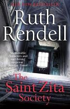 RUTH RENDELL ___ THE SAINT ZITA SOCIETY __BRAND NEW__FREEPOST UK