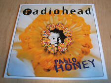 Radiohead ‎– Pablo Honey Vinyl, LP, Album, Reissue