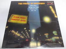 JOSHUA PIERCE/DOROTHY JONAS~Two Pianos on Broadway~Factory Sealed LP TD-1015