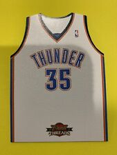 KEVIN DURANT 2010-11 Panini Threads Home Jersey Die Cut Insert Thunder Nets RARE