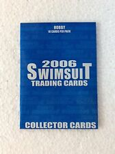 Sports Illustrated Swimsuit Complete 100 Card Set 2006
