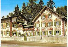 Hansel and Gretel Home Oberammergau Bavaria Germany Oversize vintage postcard f