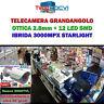 Novità 2019  TELECAMERA GRANDANGOLO OTTICA 2.8mm  HD-CVI/TVI 3.0 MPX
