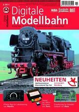 MIBA Eisenbahn Journal - Digitale Modellbahn 3 Neuheiten