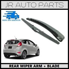 Ford Fiesta Rear Wiper Arm and Blade 2008 2009 2010 2011 2012 2013 2014 2015