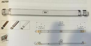 ABUS PR2700 weiß - ohne Schließzylinder - vom Fachhändler