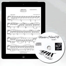 KLAVIERNOTEN MEGA SAMMLUNG Wert ca. 5000,- € Klavier, Keyboard & Flügel_