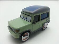Mattel Disney Pixar Cars Miles Axlerod Diecast Metal Toy Car 1:55 Loose New