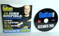 Jazz Guitar Video Lesson John Scofield Guitar One December 2005 CD