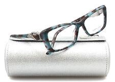 New Judith Leiber Eyeglasses Women Cat eye JL 1694 Aqua 5 JL1694 55mm