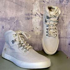 Timberland men sneakers Newport bay 2.0 off white Size 9M