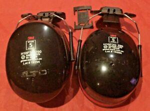 3M PELTOR H10P3G290 Hard Hat Attached Earmuff