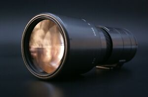 SIGMA Lens AF TELE 400mm f/5.6 Multi For Sony A Mount  - Coated  Made in Japan