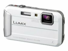 Panasonic Digital Camera Lumix Ft25 Waterproof White Dmc-Ft25-W