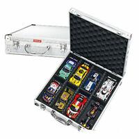 Carrera 70461 Scalextric Slot Car Storage Exclusive Suitcase Aluminium