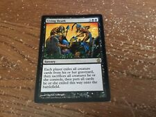English MTG Phyrexia vs the Coalition NM-Mint 1x Living Death Duel Deck