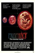 PROPHECY Movie POSTER 27x40 B Talia Shire Robert Foxworth Armand Assante