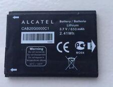 Genuine Batterie CAB20G0000C1 pour ALCATEL OT280 303 A 320 331 363 505 541 708 UK