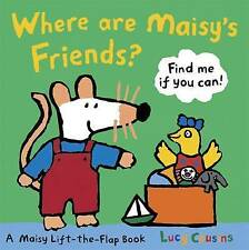 Where are Maisy's Friends? by Lucy Cousins (Board book) New Book
