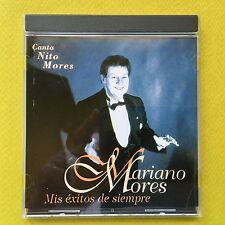Mariano Mores Mis Exitos De Siempre Tangos CD LEADER 2005 MINT