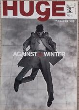 AGAINST WINTER WACKO MARIA MONCLER MANTEAU Danny LYON Japanese Mag HUgE 2009