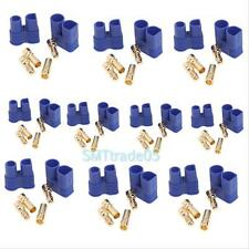 10 Pairs EC3 Device Connector Plug for RC Helicopter Multi-Copter Motor Part New