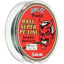 Sunline Bass Super Pe Line 70m 35lb
