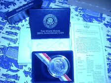 1992 D White House 200th Anniversary coin