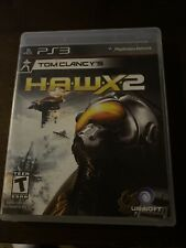 Tom Clancy's - Hawx 2 - Air Combat Conflicts - H.A.W.X. 2 PS3 Complete Tested T