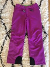 Marmot Girls Pink Youth Ski Snowboard Pants Size XL
