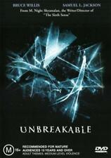 Unbreakable - DVD (NEW & SEALED)