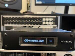 Universal Audio UAD-2 Satellite Thunderbolt OCTO