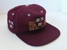 Harvard Burgundy Veritas Hat Ve Ri Tas Snapback Baseball Cap