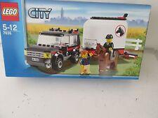 LEGO city  © 7635 Paardentrailer.