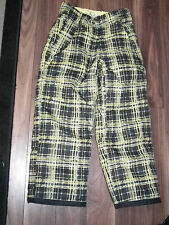 BOYS GIRLS YOUTH LAMAR SNOW SKI SNOWBOARD PANTS SIZE YOUTH SMALL