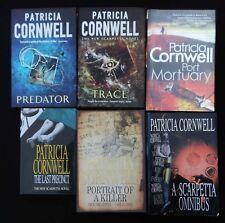 Patricia Cornwell Collection - 6 Books