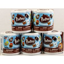 5 Pack of Poopeez Toilet Roll Capsules Series 1 - 4 Yrs+ NEW Next Day for £2.00