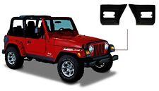 Fender Corner Guard For 1997-2006 Jeep Wrangler 1998 1999 2003 2002 Bushwacker