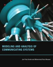 MODELING AND ANALYSIS OF COMMUNICATING SYSTEMS MINT GROOTE JAN F. MIT PRESS LTD